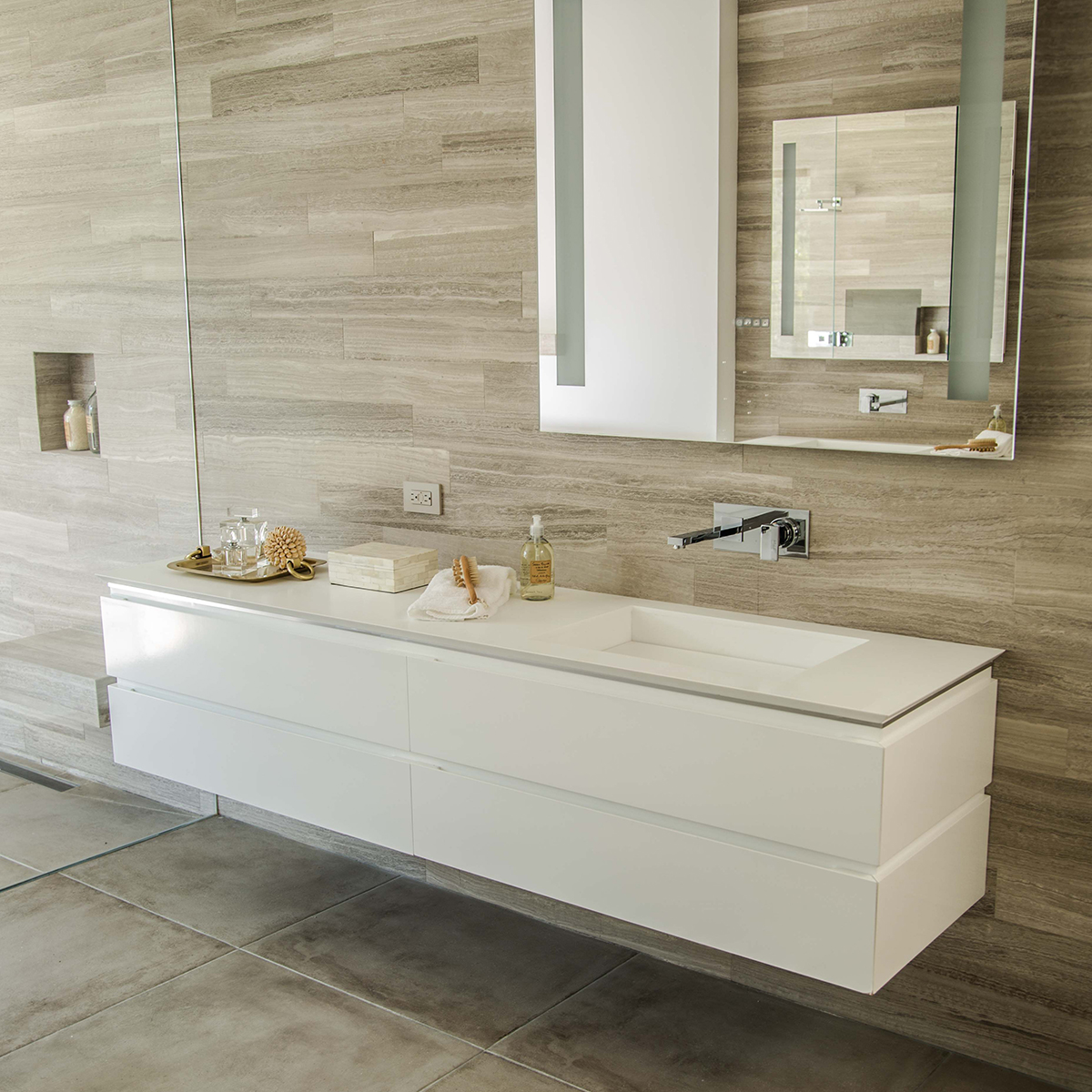 Custom Bathroom Vanity Cabinets Archives - RTA Cabinet Work